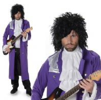 80's Purple Pop Icon Costume